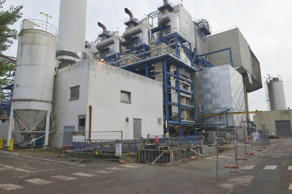 La station de traitement des eaux de Sénerval